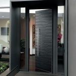 What are the criteria to choose a security door?